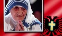 Nene Tereza dhe shqiptaret