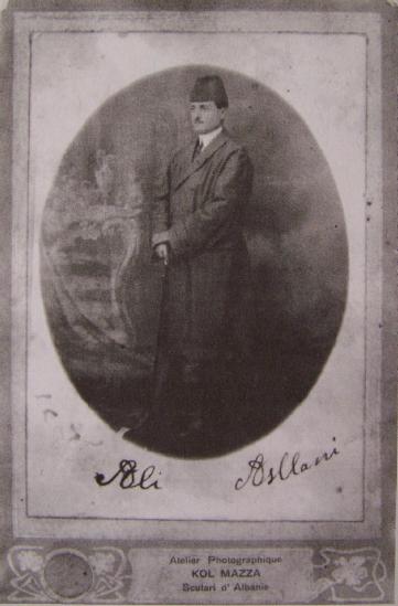 Ali Asllani nga Kol Maca