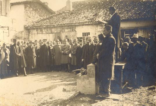 Varrimi i I.Qemalit 1919 (AQSH)-foto Maca
