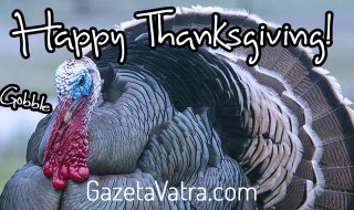 thanksgiving.Gazeta-Vatra