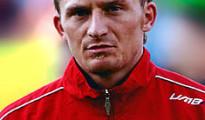 Besart BerishaFussball Hamburger SV