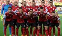 ekipi futboolit shqiptar