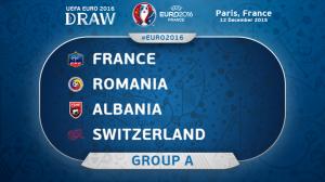 euro 2016 grupi A