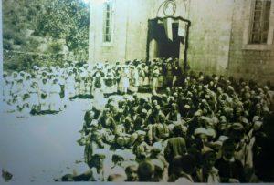 Tek kisha e Kallmetit 1939-1943