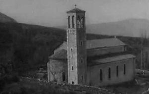 Kisha e Kallmeti para se te tentohej te prishej nga sistemi komunist